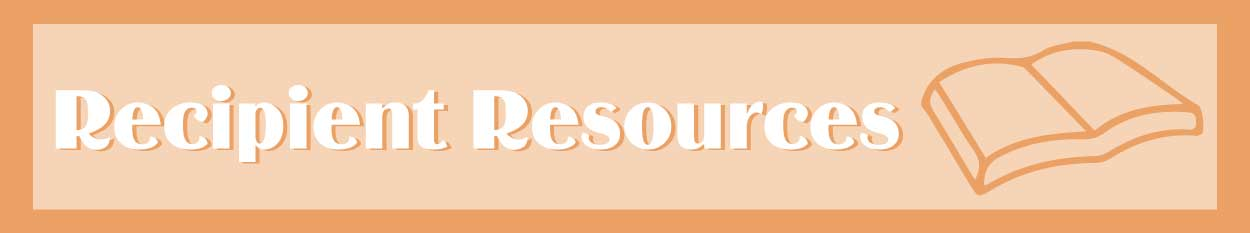 Recipient Resources